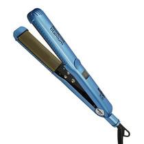 Prancha Chapinha S.line Progressiva Titanium Azul 450°f