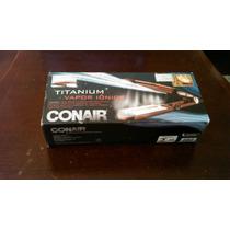 Prancha I. Steamer Titanium Conair Na Caixa Com Bolsa Nova