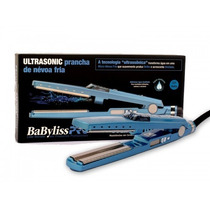 Prancha Ultrasonic Nano Titanium Babyliss Pro 1+1/4 110v