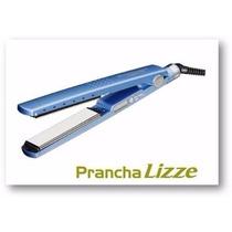 Prancha Chapinha Lizze 220v Nano Titanium 1 1/4 Polegada