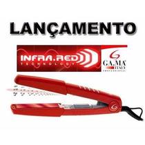 Chapa Prancha Profissional Infra Red Ceramic Ga.ma