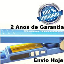 Chapinha Profissional Nano Titanium Até 450ºf -1 14 Bivolt