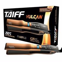 Prancha Taiff Vulcan 200/250º Profissional Chapinha Bivolt