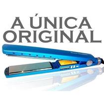 Prancha Nano Titanium Baby Liss 450ºf Original 110 Ou 220v