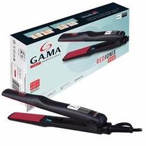 Prancha De Cabelo Gama Italy - Red Ionix Duo Preto 34w