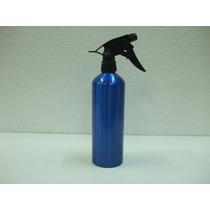 Borrifador De Liquidos 300ml Em Aluminio Azul