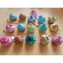10 Cupcake Chaveiro Lembrancinha Todas As Ocasiões Biscuit