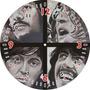 Relógio Parede Decoração Rock Vintage The Beatles