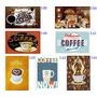 Quadros Placas Decoração Bar Cozinha Restaurante Café Coffee