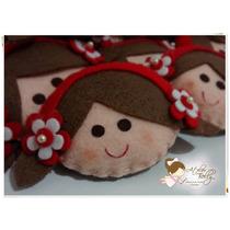 20 Chaveiros Chapeuzinho Vermelho Festa Menina Aniversario