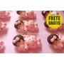 100 Lembrancinhas Maternidade/chá De Bebê Em Biscuit Imã