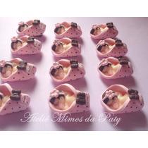 Lembrancinhas Maternidade/chá De Bebê Em Biscuit