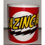 Caneca Bazinga | Seriado The Big Bang Theory | Tbbt