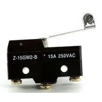 Microruptor Chave Fim De Curso Haste Com Rolete 15a, 125-250