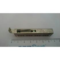 Chave Mecanismo 24 Pinos S/trava Amplificador Tv Radio Som