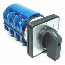 Chave Rotativa Lw26-63 D00723/3 Comutadora Tripolar (684)