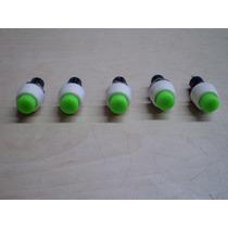 Chave Push-botton C/trava (preço Pct C/3) Frete R$9,00