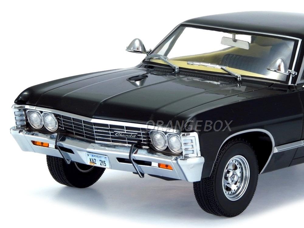 chevrolet impala sport sedan 1967 supernatural 118 19001