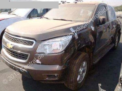 Chevrolet S10 4cc 2013 Batida Peças Sucata- Bartolomeu Peças