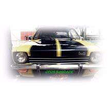 Chevette Tubarão Gp/1977, Não É Maverick Opala Dodge Passat