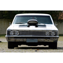 Chevelle 1967 - Chevy 67 - Não Camaro, Mustang, Opala