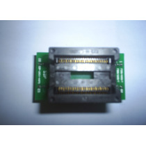 Adaptador Psop 44 Gravador De Eprom Memoria Flash