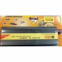 Conversor 1000w Transformador 12v P/ 110v Inversor Veicular