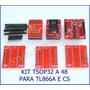 Adaptador Tsop32 40 48 Socket P/ Tl866 Tl866cs Minipro