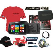 Injeção Eletrônica Fueltech Ft500 Sequencial + Camiseta!