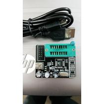Gravador Progamador Bios Notebook Pc Desktop Usb