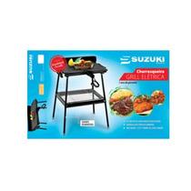 Churrasqueira Grill Com Base Desmontável 127v - Suzuki