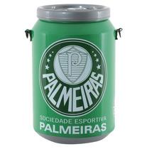 Cooler Palmeiras Doctor Cooler 24 Latas Cerveja Refrigerante