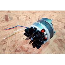 Motor Churrasqueira Giratória - 1/30cv Bivolt C Rosca S/ Fim