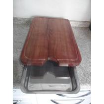Tabua De Carne Roxinho C/ Bandeija 4 Kg 50x30x20(fp21)