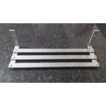 Porta Espetos Aluminio Reforçado 27 Cm Top Linha Churrasco