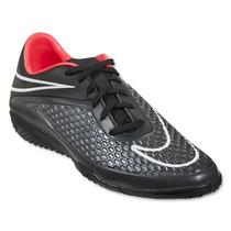 Tenis Nike Hypervenom Phelon Ic Preta/cereja(oferta)