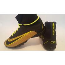 Chuteira Nike Mercurial Victory 3 Fg - Cr7 - Edição Especial