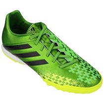 Chuteira Adidas Predator Society Absolado Lz Trx Tf Futebol