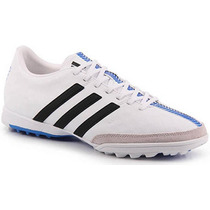Chuteira Adidas Society Tf 11nova Couro B39774 De 299,90 Por