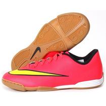 Promoção!! Chuteira Tênis Nike Mercurial Vortex Ii Ic Futsal