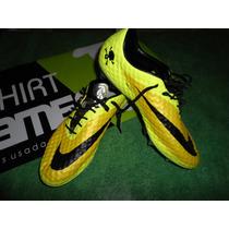 Chuteira Mista Nike Hypervenon Profissional.
