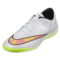 Tênis Nike Mercurial Victory Ic Branco/limão 2015