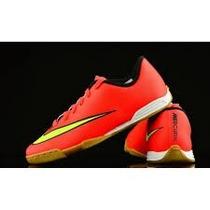 Promoção Chuteira De Futsal Nike Mercurial Vortex Ic Jr