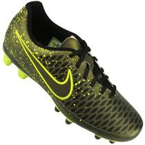 Chuteira Campo Nike Magista Ola Fg Original Garantia Freecs