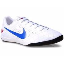 Tenis Nike Futsal Beco 2 Original Branco Tamanho 37 Ao 42