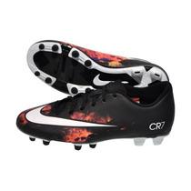 Chuteira Nike Mercurial Vortex Ii Cr7 Fg Original + Nota Fis
