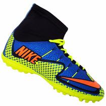 Liquidação Geral! Chuteira Society Nike Tenis Botinha