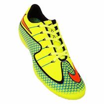 Chuteira Futsal Nike V Bomba Pro Ii - Amarelo E Laranja !!!