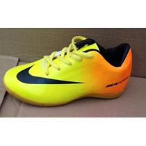 Chuteira Nike Campo -números 34 , 35 , 36 .promoção Barata !