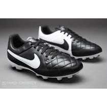 Promoção Chuteira De Campo Nike Tiempo Genio Leather Fg